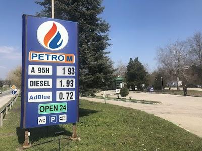 Бензиностанция Петро М