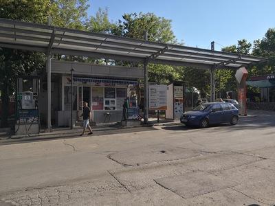 Бензиностанция Антим