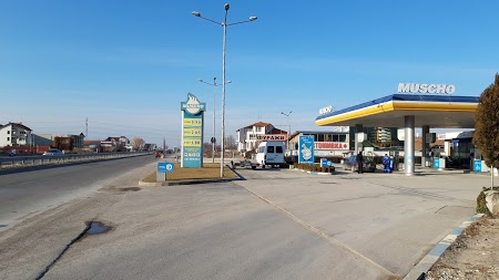 Бензиностанция Muscho