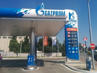 Gazprom Цветан Лазаров