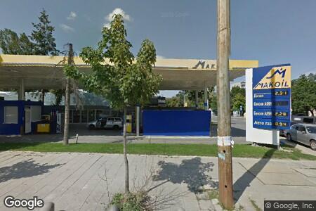 Бензиностанция Makoil