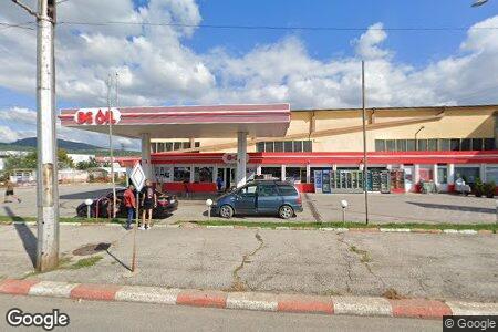 Бензиностанция BG OIL