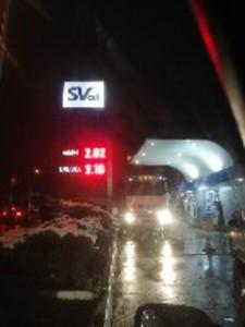 Бензиностанция SVoil