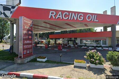 Бензиностанция Racing Oil