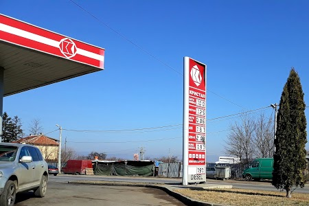 Бензиностанция Комплекс Кристал