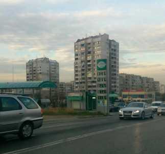 Бензиностанция Алекс 333