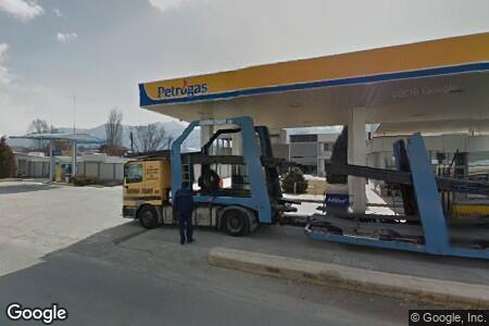 Бензиностанция Petrogas