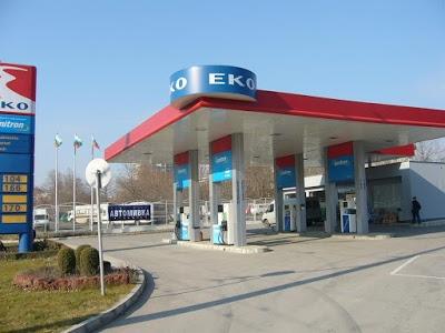 Eko 1058 Варна - Чайка