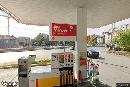 Shell 5002 София Сливница