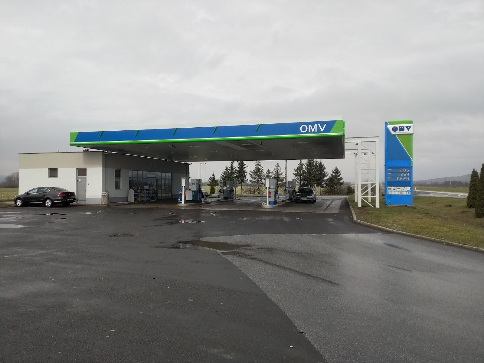 Petrol Station Omv Slovenske Nove Mesto Slovenske Nove Mesto