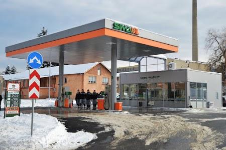 Бензиностанция Сима Ойл