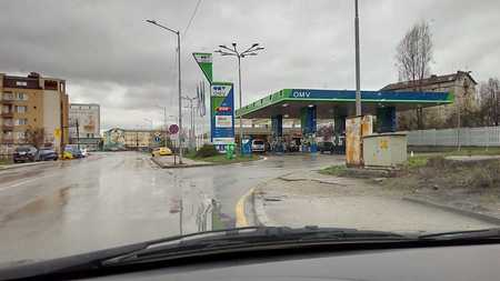 OMV София - Резбарска