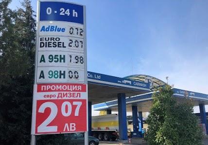 Бензиностанция Евротрейд 2000