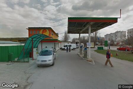 Бензиностанция ВАГЕРКРАВ ПЕТРОЛИУМ