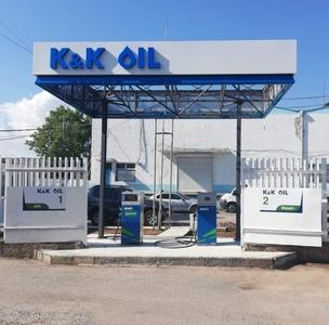 Бензиностанция K & K OIL