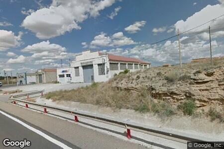 Бензиностанция Station CAMPSA