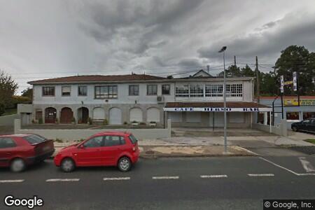 Бензиностанция Station CAMPSA Margen Izquierdo