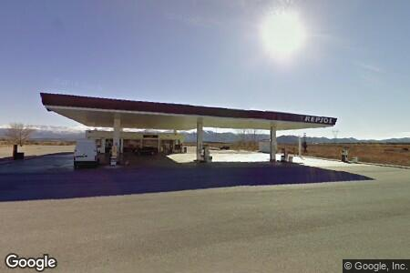 Repsol Station  Margen Izquierdo