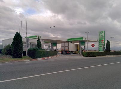 Бензиностанция В Ойл